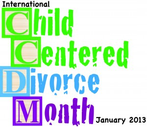 Commemorate International Child-Centered Divorce Month 2013 with free gifts & events for families dealing with divorce issues!