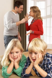 How Children of Divorce Are Affected By Parental Anger & Conflict