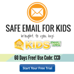 KIDS EMAIL: a smart tool for divorced parents … PROTECTS KIDS WHILE GIVING THEM THEIR FREEDOM