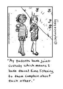 Divorced Parents: Compassionate Communication With Your kids Is  Crucial For a Happier Outcome!