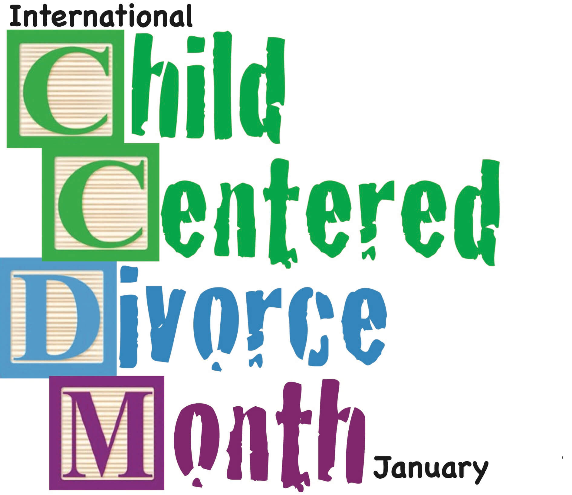 Divorce Experts Support Parents With Gift Resources In January For Child-Centered Divorce Month